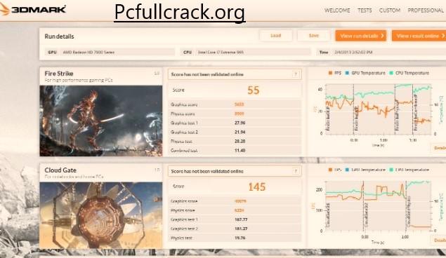 3DMark Crack Full Serial Key Download [Latest]