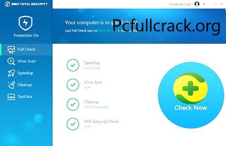 360 Total Security 10.8.0.1371 Crack Premium License Key [2021]