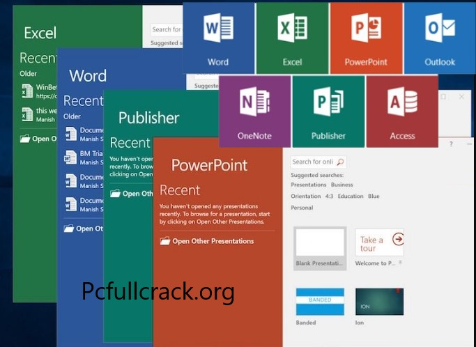 Microsoft Office 2016 Crack + Keygen Free Download {Latest}