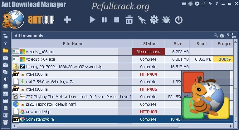 Ant Download Manager Pro Crack Full Version Lifetime License