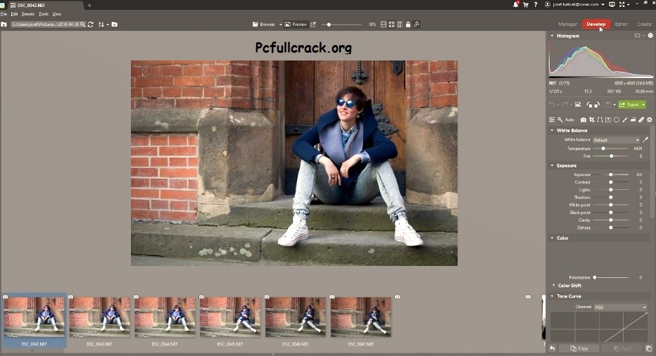 Zoner Photo Studio X Crack Full Activation + Serial Key