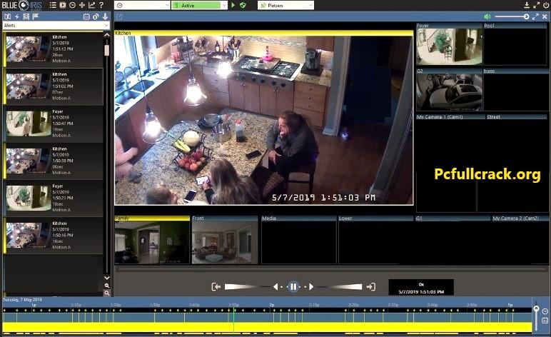 Blue Iris 5.4.8.2 Crack & License Key Free Download [For Lifetime]