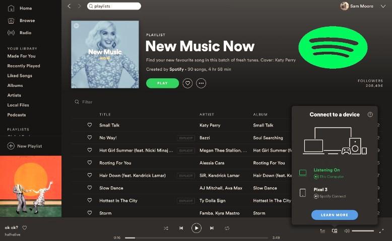 Spotify 1.1.61.583 Cracked Free Premium Download [Mod + Apk]