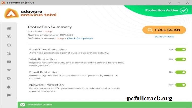 Adware Antivirus Total 12.61005.11662 Crack With Keygen {2021}