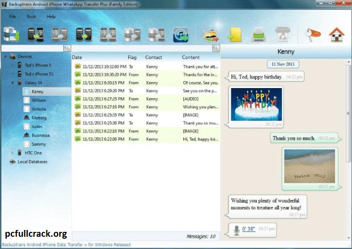BackupTrans Crack License Key Free Download {Latest Version}