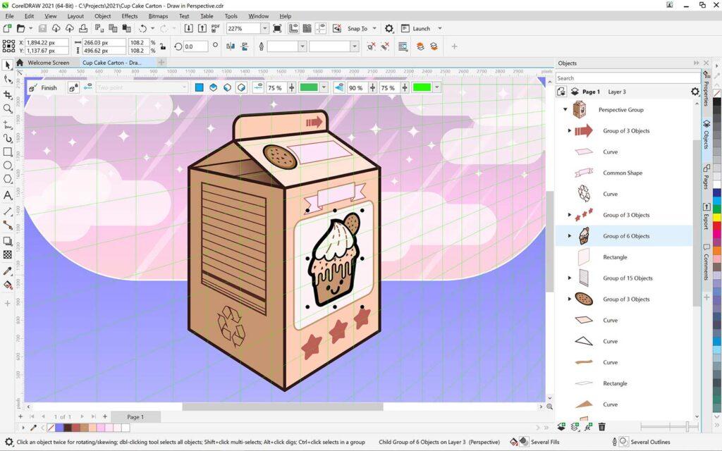 CorelDraw Graphics Suite 23.1.0.389 Crack With Latest Keygen {2021}