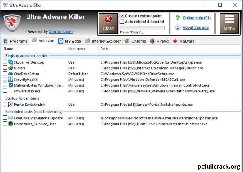 Ultra Adware Killer 9.7.8.0 Crack Plus Product Key Free Download {2021}
