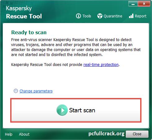 Kaspersky Rescue Disk 18.0.11.3 Crack + Serial Key Free Download